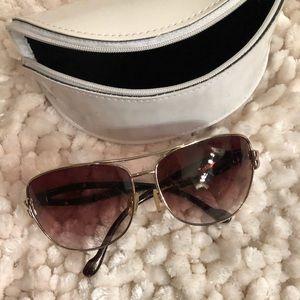 Jessica Simpson Sunglasses and Case